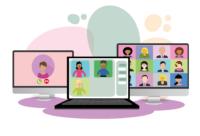 Einzelberatung: Zoom, Skype & Co – Neue Möglichkeiten durch Videotelefonie